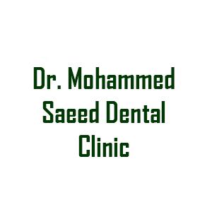 Dr. Mohammed Saeed Al Sahlawi